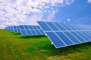 Ökostrom aus einer Photovoltaikanlage