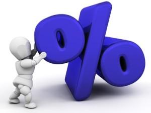 Höhere oder niedrigere Zinssätze?