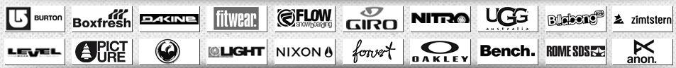 Angebotene Marken